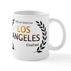 LA CineFest Offcial Mugs