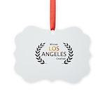 LA CineFest Winner Ornament