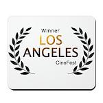 LA CineFest Winner Mousepad