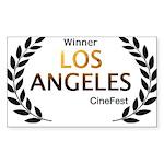 LA CineFest Winner Sticker