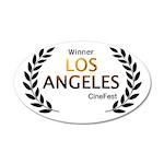 LA CineFest Winner Wall Decal