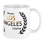 LA CineFest Winner Mugs