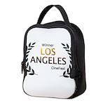 LA CineFest Winner Neoprene Lunch Bag