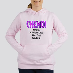 CHEMO Weight Loss Women's Hooded Sweatshirt