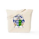 Isla Family Crest Tote Bag