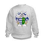 Isla Family Crest Kids Sweatshirt