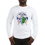 Isla Family Crest Long Sleeve T-Shirt