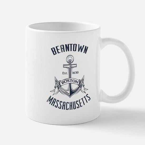 Beantown, Boston MA Mug