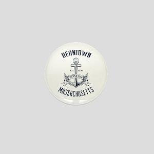 Beantown, Boston MA Mini Button