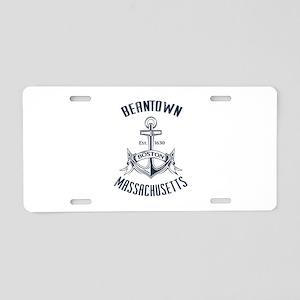 Beantown, Boston MA Aluminum License Plate