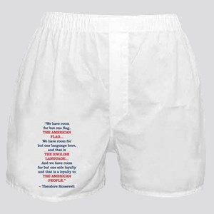 PRES26 ONE FLAG Boxer Shorts