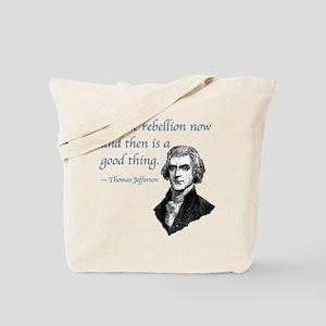 PRES03 LITTLE REBELLION Tote Bag