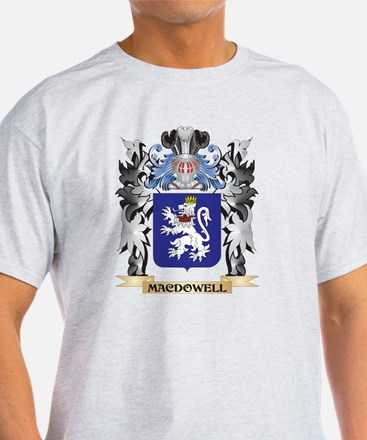 Macdowell Coat of Arms - Family Crest T-Shirt