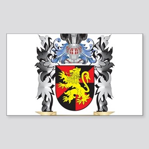 Mace Coat of Arms - Family Crest Sticker