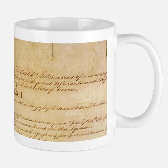 US CONSTITUTION Mugs