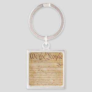 US CONSTITUTION Keychains