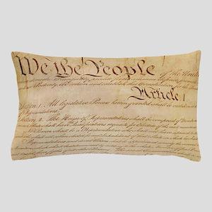 US CONSTITUTION Pillow Case