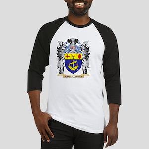 Macgillivray Coat of Arms - Family Baseball Jersey