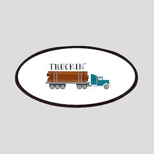 Truckin Patch