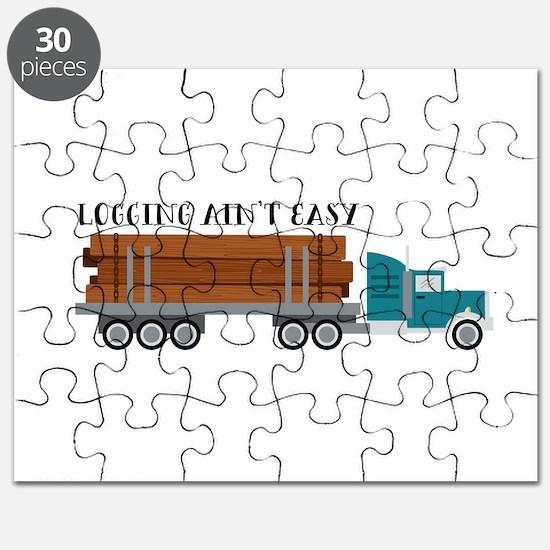 Logging Aint Easy Puzzle
