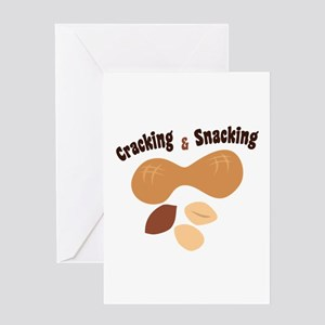 Cracking & Snacking Greeting Cards