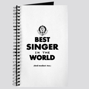 The Best in the World – Singer Journal