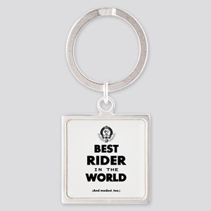 The Best in the World – Rider Keychains