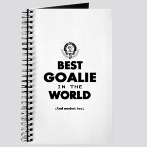 The Best in the World – Goalie Journal