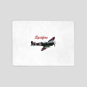 Spitfire 5'x7'Area Rug