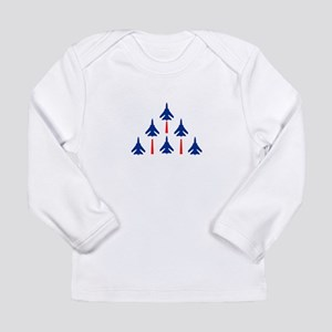 MILITARY JETS Long Sleeve T-Shirt
