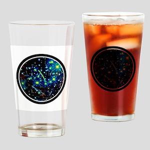 Shooting Stars Drinking Glass