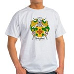 Ibarguen Family Crest Light T-Shirt