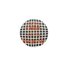 Personalized Cool Badge Mini Button
