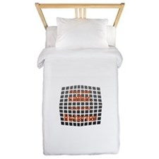 Personalized Cool Badge Twin Duvet