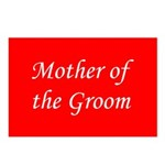 Mother of the Groom Postcards (Package of 8)