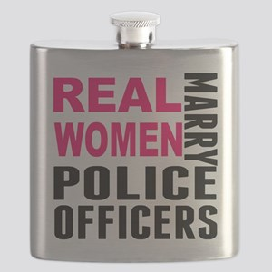 Real Women Marry Police Officers Flask