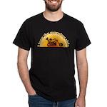 I Love the Morning Ride Dark T-Shirt