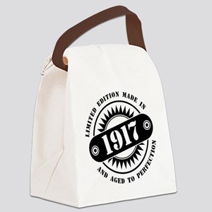 LIMITED EDITION MADE IN 1917 Canvas Lunch Bag