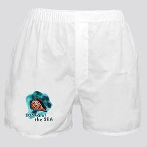Songs of the sea Boxer Shorts