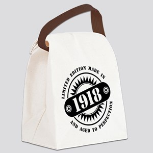 LIMITED EDITION MADE IN 1918 Canvas Lunch Bag