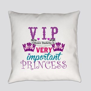VIP Princess Personalize Everyday Pillow