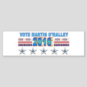 Martin OMalley Bumper Sticker