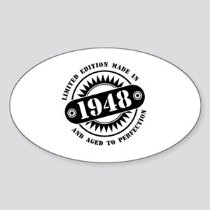 LIMITED EDITION MADE IN 1948 Sticker