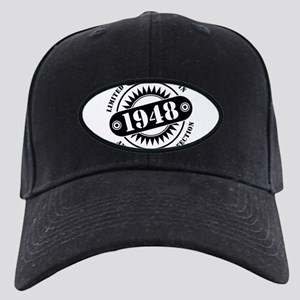 LIMITED EDITION MADE IN 1948 Black Cap