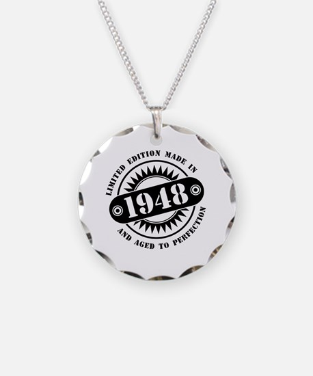 LIMITED EDITION MADE IN 1948 Necklace
