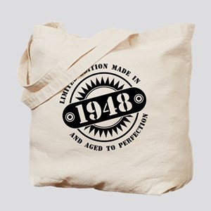 LIMITED EDITION MADE IN 1948 Tote Bag