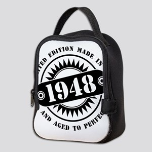 LIMITED EDITION MADE IN 1948 Neoprene Lunch Bag