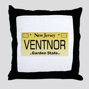 Ventnor NJ Tag Giftware Throw Pillow
