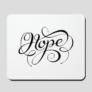 Hope (Looping) Mousepad