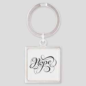 Hope (Looping) Keychains